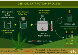 Is it easy to extract cbd from hemp and how?