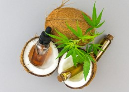 How to mix cbd oil with coconut oil?