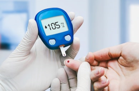 Blood sugar monitor - use of hemp seeds to control diabetes