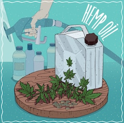 Hemp Fuel from plant to pump