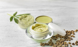 Use of hemp seed to make body lotion - hemp seed oil body lotion