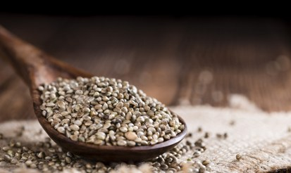 How to cook hemp seeds for eating?