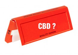 Does hemp rolling papers contain CBD?