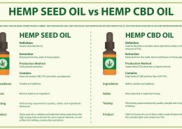 What is the difference between full spectrum hemp seed oil and  hemp cbd oil?