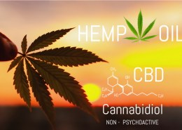 I have heard rubbing hemp oil on your skin can help with pain, is this true?