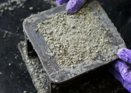 What type of problems are there with hempcrete?