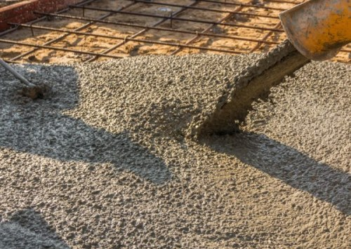 Is hempcrete cheaper or more expensive to make than concrete?