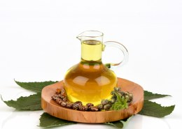 Which is better Castor oil or hemp seed oil?