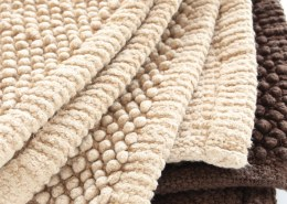 Is hemp bath mats more absorbent than cotton matts?