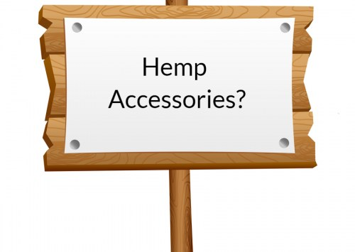 How many hemp accessories are there?