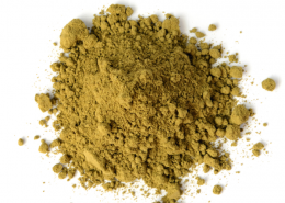 What is hemp isolate?