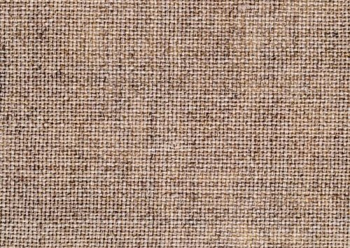 Are hemp table runners woven?