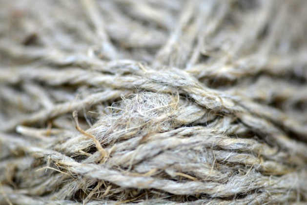 How to Dye Hemp Twine